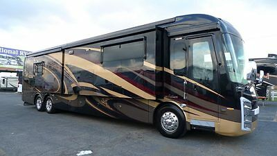 luxury coach 44b entegra anthem 450hp class a diesel motorhome spartan chassis