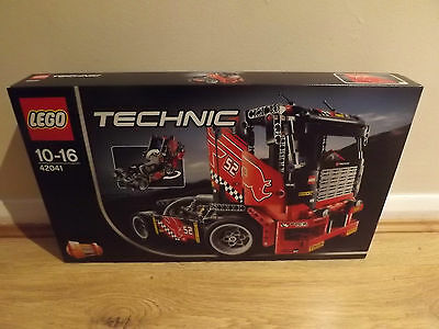 LEGO Technic 42041 Race Truck - Brand New and Sealed