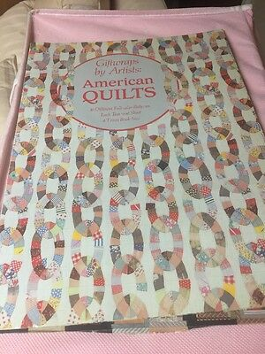 Gift wraps By Artists American Quilts
