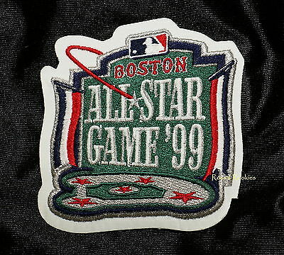 1999 All Star Game Mlb Patch - Boston Red Sox - Fenway Park