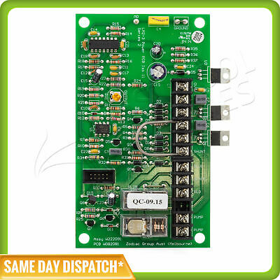 Zodiac Clearwater LM2 / LM3 Chlorinator Power PCB Board - Spare Part - W222091