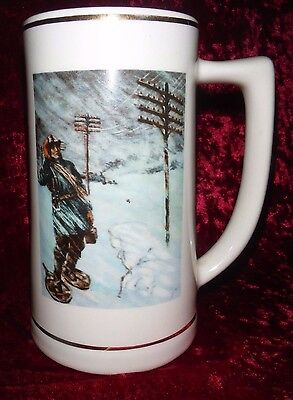 "Limited Ed. The Surrey Group 1984 ""The Spirit of Service"" AT&T Beer Stein Mug"