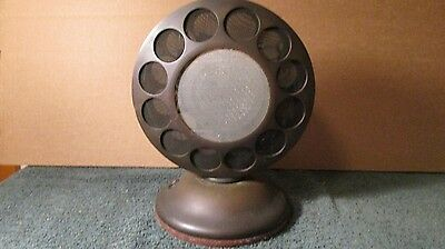 (1) Very Nice 1920's Western Electric 1-B Carbon Radio Broadcast Microphone
