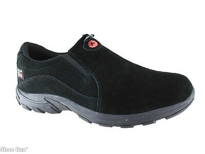 Airwalk Texas Mens Suede Leather Slip On Casual Shoe Men's US size 7-12