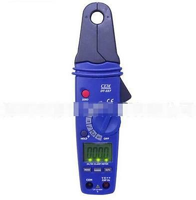 1PC New DT-337 clamp meter 1ma high-precision digital AC-DC clamp meter