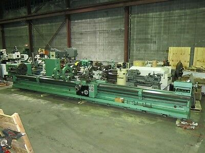 "TOS 25"" x 320"" Lathe with Steady Rests"