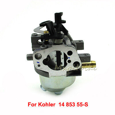 Carburetor For Kohler Courage XT650 XT675 Engine Replace Part # 14 853 55-S Carb