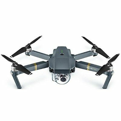 DJI Mavic Pro RC Quadcopter Drone with 4K HD Camera & Active Track Stock Availab
