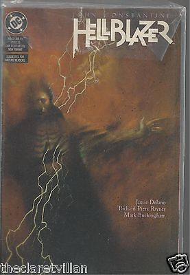 HELLBLAZER #15 JOHN CONSTANTINE JAMIE DELANO DC 1989 Bought Bagged and Beautiful
