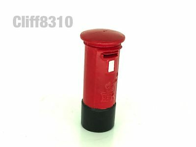 Dinky-Spares | Dinky 760 Pillar Box EIIR | White Metal Copy