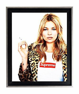 SUPREME KATE MOSS Poster Ds Condition - $60 00 | PicClick