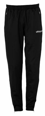 Uhlsport Womens Ladies Sports Training Pants Trousers Tracksuit Bottoms Black