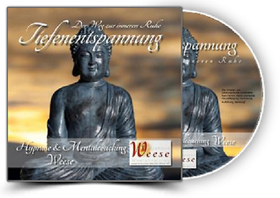 Tiefenentspannung, Relax, TOP Hypnose CD, -NEU & ECHT-