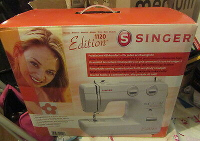 Singer Sewing machine 1120