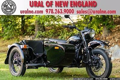 2015 Ural Limited Edition Dark Force  Only 25 Available Custom Exhaust Powder Coated Drivetrain Financing & Trades