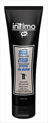 New Adult toys Inttimo 2.8oz/83ml Shave Creme Unscented