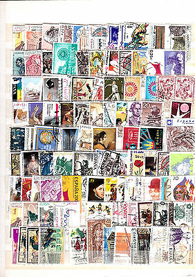 Spain Collection Of Used Stamps Lot 21