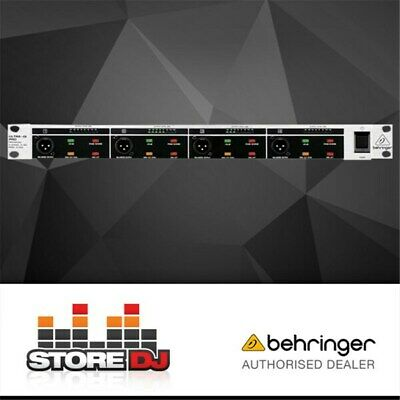 Behringer Ultra-DI DI4000 4-Channel Active DI-Box