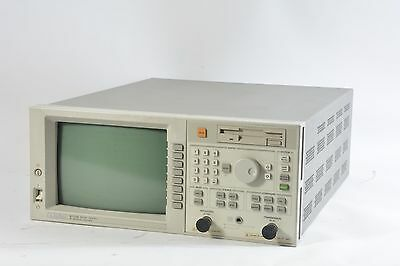 Agilent HP 8713B RF Network Analyzer 300 Khz to 3 GHz With OPT 1E1 Attenuator