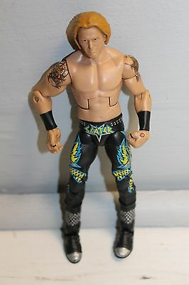 Heath Slater Elite - WWE WWF Wrestling Figure By Mattel