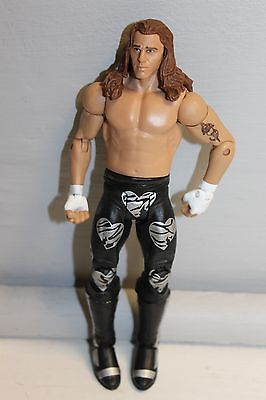 Shawn Michaels Classics  - WWE WWF Wrestling Figure By Mattel