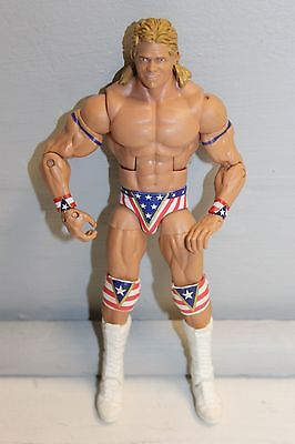 Lex Luger Elite - WWE WWF Wrestling Figure By Mattel