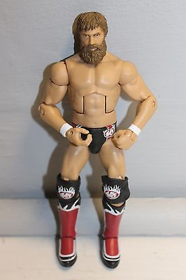 Daniel Bryan Elite- WWE WWF Wrestling Figure By Mattel