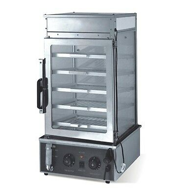 Commercial Stainless Steel Dry-heating with humidity keeps food warm moderately