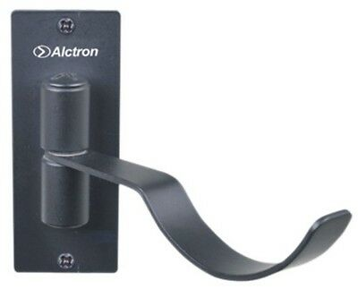 Alctron Wall Mounted Headphone Hanging Bracket with Swivel Arm.