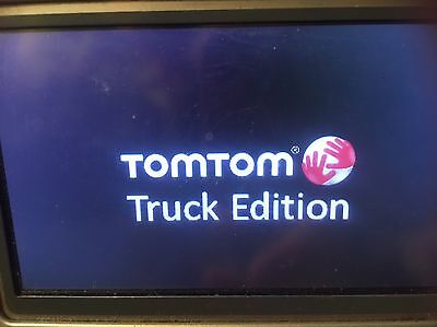 Sat Nav GPS Motorhome Taxi Bus Lorry Hgv Truck with UK Europe maps