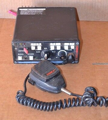 Working Code 3 3892L6 MasterCom P.A/Siren/And Light Controller 3892L6