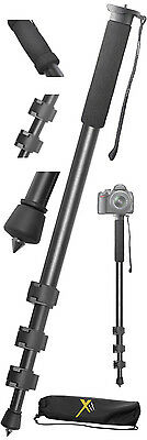 """72"""" Lightweight Monopod For Canon Nikon Sony Camera/Camcorder & Quick Release"""