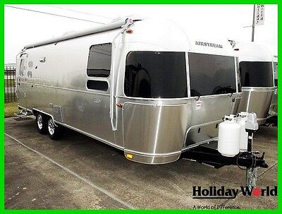 2017 Airstream Flying Cloud 27fb New
