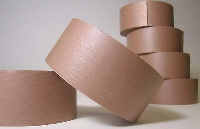Picture Framers Self Adhesive Brown Tape. In 28, 38, and 50mm. 3 Rolls