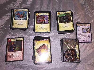 Huge Lot Harry Potter RARES, Uncommon, Commons Trading Cards Game TCG Foils