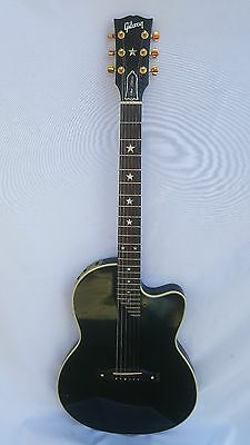 Gibson Chet Atkins SST Electric Guitar Black w/ Hard Case