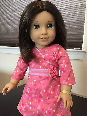 American Girl Doll Chrissa Former Retired Doll Of The Year 2009