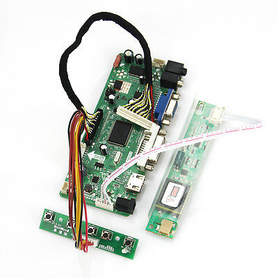 for LTN156AT01 1366x768 Controller Board(HDMI+VGA+DVI+Audio)
