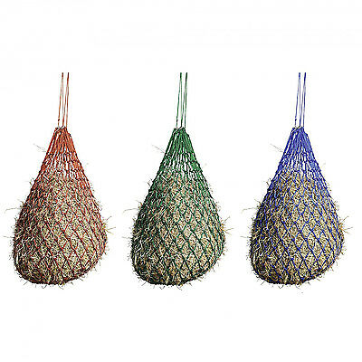 Feed network Hay net closed-meshed, hay net wide mesh various colours