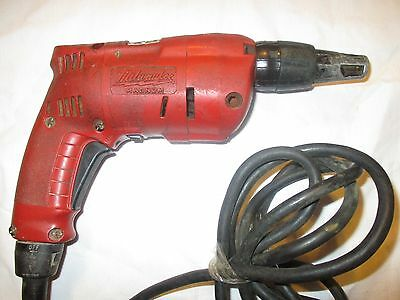 Milwaukee Magnum Dry Wall Screw Gun