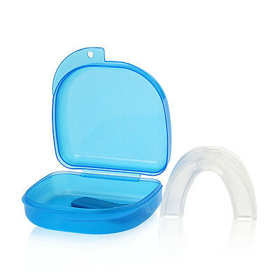 Mouthpiece Anti Snore Stopper Mouth Guard Snore Device Silicone Sleep Apnea Aid
