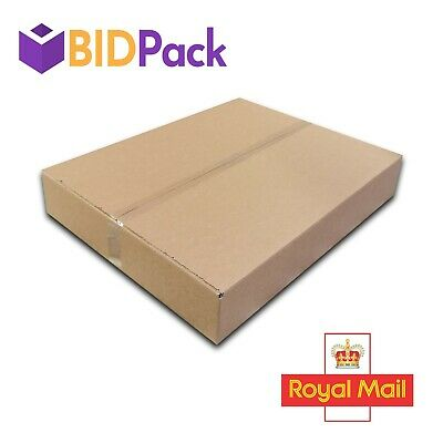 Royal Mail Small Parcel Postal Boxes (Deep / Wide options)