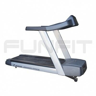 Treadmill Johnson T8000 - REFURBISHED -