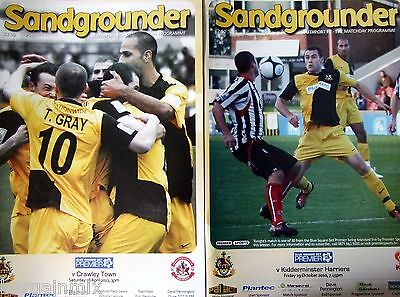 Southport Homes 2010/2011
