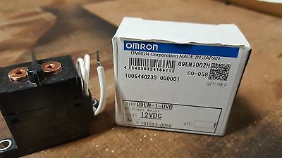Omron G9EN-1-UVD High Voltage HV Relay 60A 400V