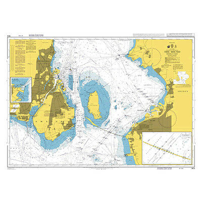 Admiralty Chart 903: The Sound, Middle Part