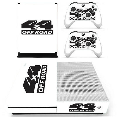 Video Games & Consoles Jeep 11 Xbox One S Sticker Console Decal Controller Vinyl Skin Buy One Get One Free Video Game Accessories