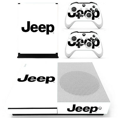 Faceplates, Decals & Stickers Jeep 11 Xbox One S Sticker Console Decal Controller Vinyl Skin Buy One Get One Free