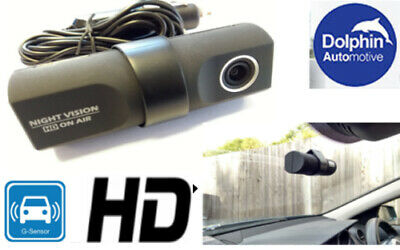 In Car Drive Recorder HD Dash Camera, Witness Camera With WiFi and G Sensor