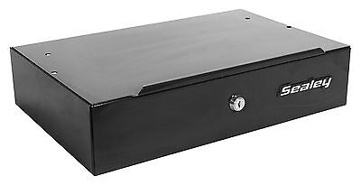 APLHTB Sealey Side Cabinet for Long Handle Tools - Black [Tool Chests]